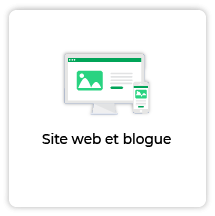 Site web et blogue | Zone vortresite.ca
